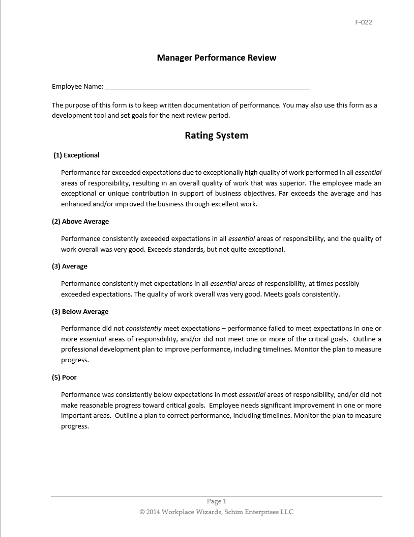 workplace-wizards-restaurant-manager-performance-evaluation