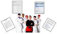 restaurant employment and labor forms