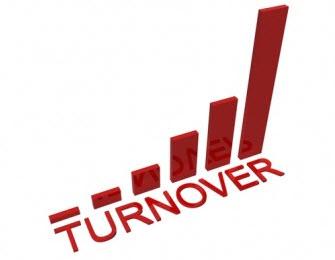 turnover calculator spreadsheet