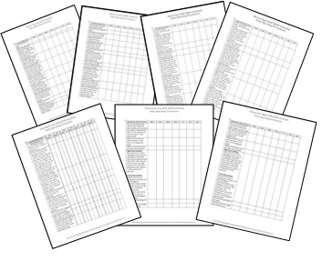 Restaurant Daily Operational Forms