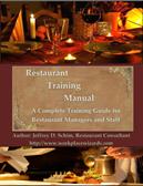 restaurant training manual
